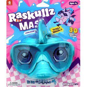 Raskullz Dolly Dolphin Swim Mask Bell Spor… NEW